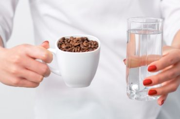 Water in the Coffee