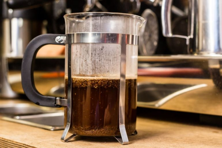 French Press Coffee Grinder