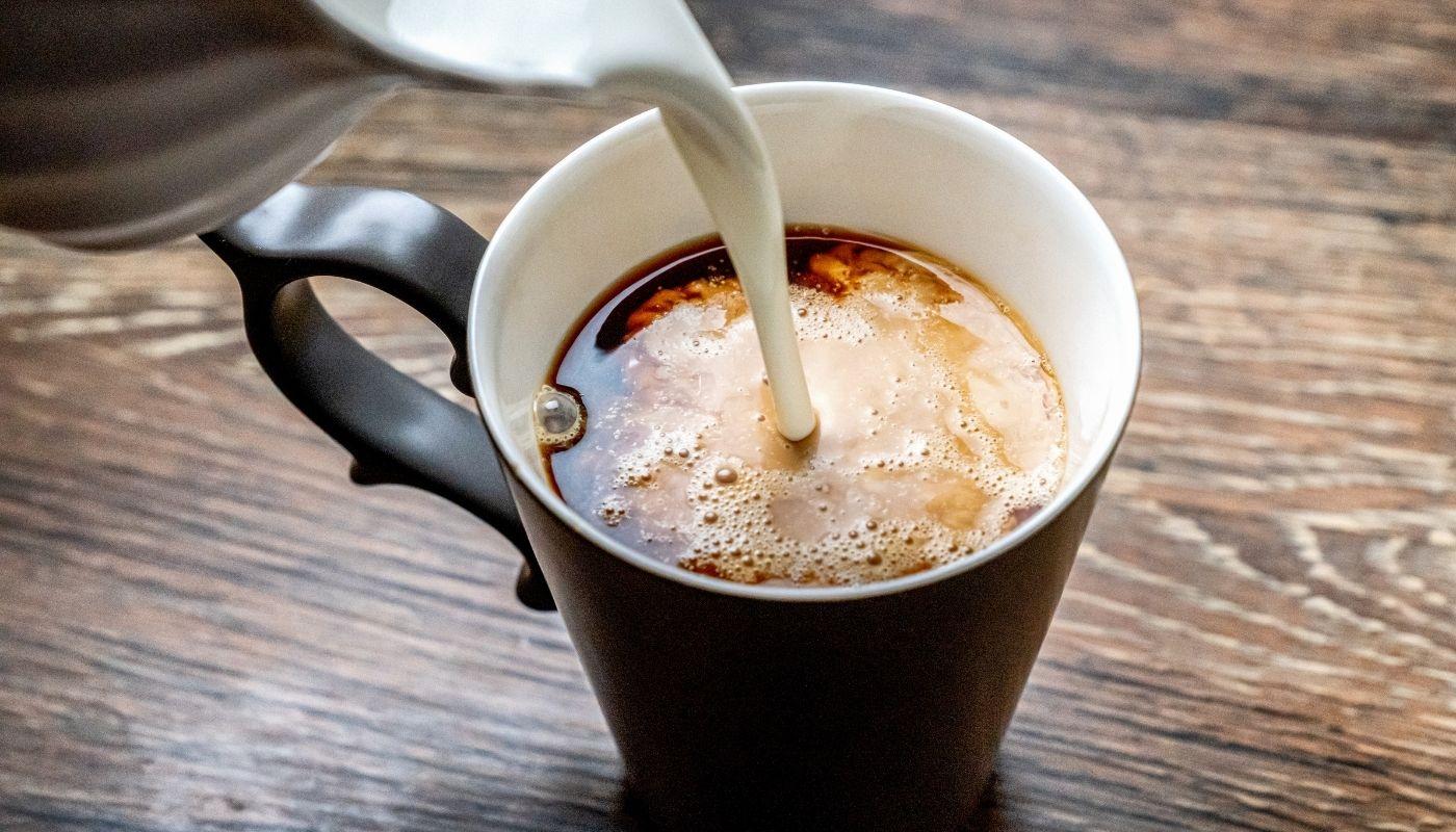 Heavy Cream Coffee