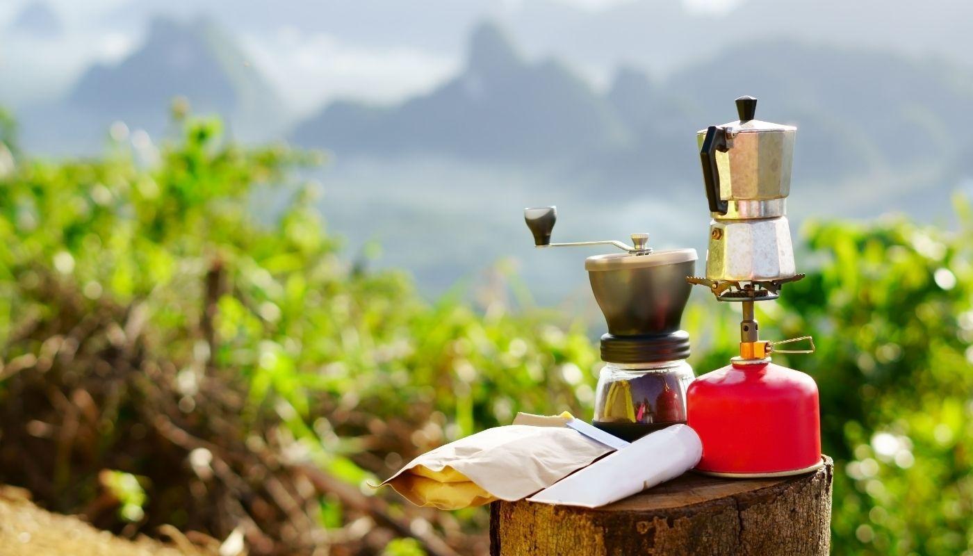 Camping Coffee Pots