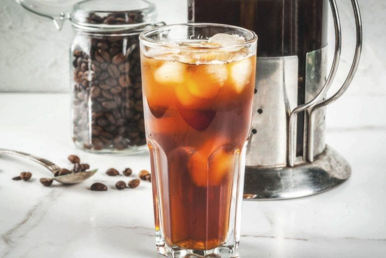 Heat Cold Brew Coffee